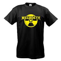 Футболка Megadeth 2