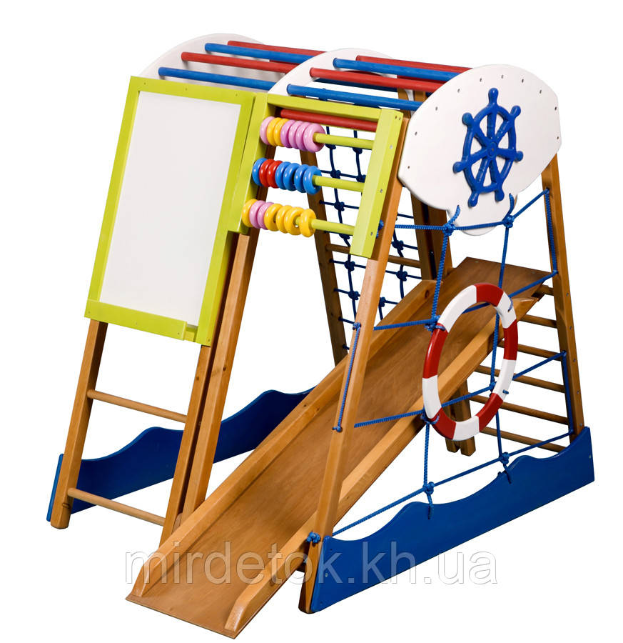 Детский спортивный комплекс для дома «Пират»