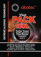 Alcotec Дрожжи Turbo MegaPack на 100л