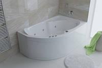 Ванна Riva pool Nabucco 170x105 см правая