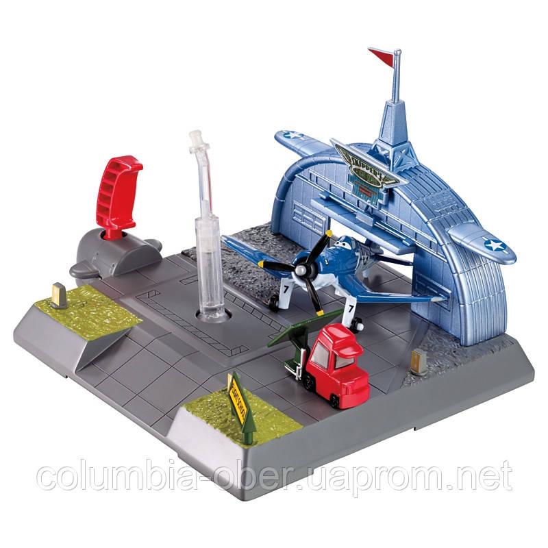 """Игровой набор для мальчиков Disney """" Skipper's Flight School""""."""