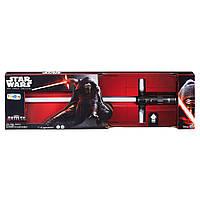 Электронный световой ультимейт-меч Кайло Рэна - Electronic Ultimate FX Kylo Ren Lightsaber, Star Wars, Hasbro