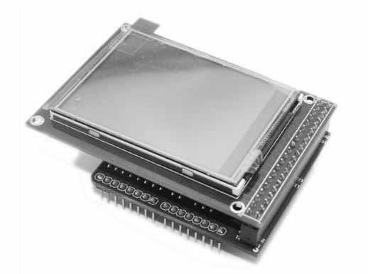 TFT, LCD, OLED дисплеи, модули, шилды