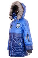 Куртка зимняя для мальчиков 2002