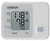 Автоматичний тонометр Omron RS1 на зап'ясті, фото 1