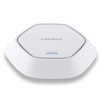 LINKSYS LAPN600 -EU/ N600 WIRELESS WI-FI DUAL BAND 2.4+5GHZ WITH POE точка доступа