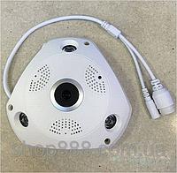 IP-камера DL-T9, камера видеонаблюдения WI-FI, видеокамера панорамная