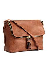 Женская сумка через плечо - очень удобный и практичный аксессуар