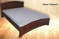 """Деревянная кровать """"Калина"""" 80х200(190)"""