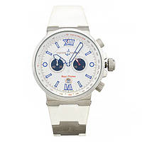 Наручные часы Ulysse Nardin Maxi Marine Chronograph White