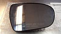 Kia Optima 2013-15 зеркало правое зеркальный элемент стекляшка вкладыш правого зеркала Новый Оригинал