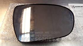 Kia Optima 2013-15 дзеркало праве дзеркальний елемент скляшка вкладиш правого дзеркала Новий Оригінал