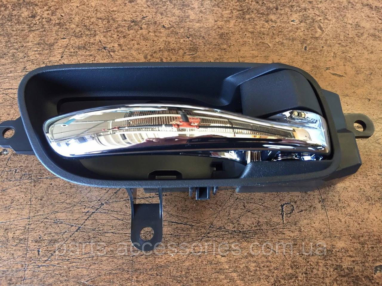 Nissan Pathfinder 2013-15 внутренняя ручка передняя правая Новая Оригинал