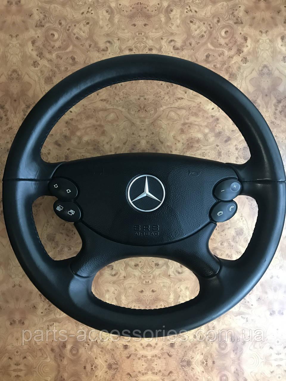 Руль Airbag подушка безопасности Mercedes E W211 CLK W209 CLS W219