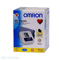 Автоматический тонометр OMRON M2 Classiс с адаптером