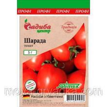 """Насіння томатів Шарада 5 г.  ТМ""""СЦ Традиція"""""""