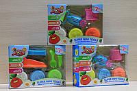 Тесто для лепки, набор для творчества, пластилин коробка 19-14,5-6,5см
