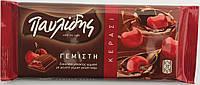 Шоколад с начинкой из черешни