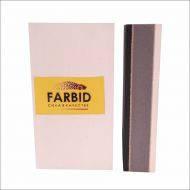 Farbid Колодка шлифовальная пинковая   A  210*75*27