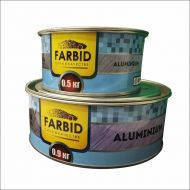 Farbid Шпаклівка Aluminium 1,7 кг