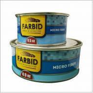 Farbid Шпаклівка Micro fiber 0,5 кг