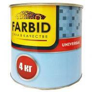Farbid Шпаклівка Універсальний 4,0 кг