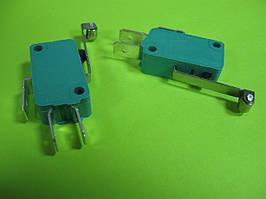 Микропереключатель ON-(ON) 5A 125/250VAC MSW-03B KW3-0Z-2