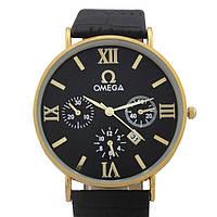 Наручные часы Omega  Black Gold