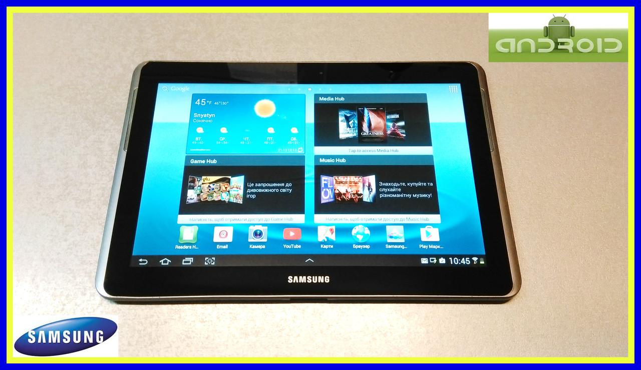 "Планшет Samsung Galaxy TAB 2 /RAM 1Gb/ROM 16gb/10.1"" Android - USmag в Черновцах"