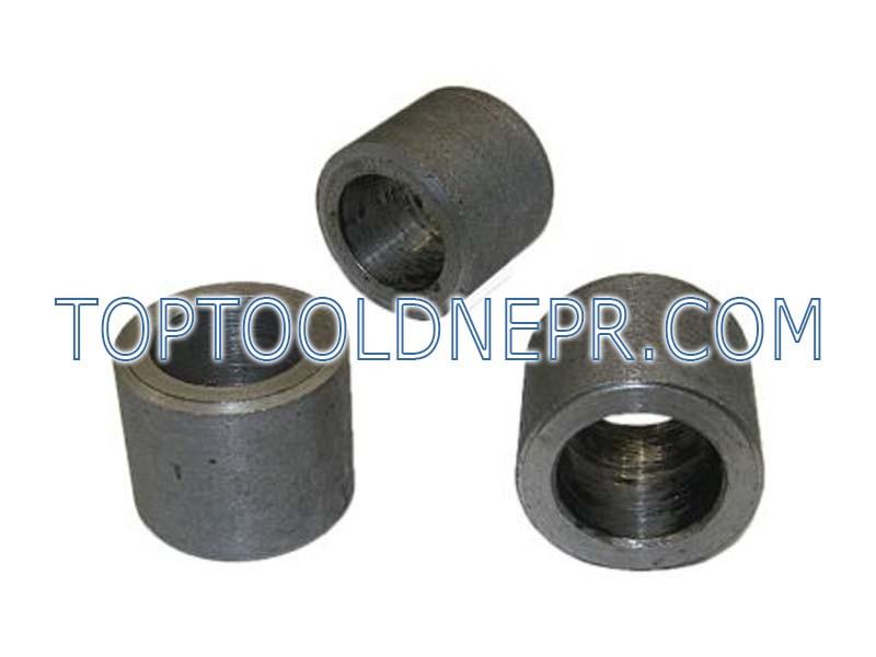 Втулка ролика для ленточной шлифмашины Интерскол ЛШМ-75, металлическая