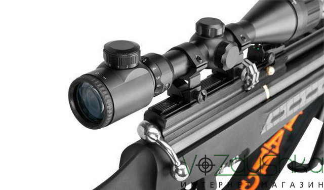 pcp hatsan bt65 rb elite с оптикой