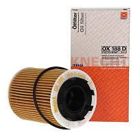 Масляний фільтр VW Caddy 1.9TDI / 2.0TDI / 2.0SDI 04- OX 188D KNECHT