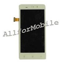 Дисплей (LCD) Fly iQ453 Quad Luminor FHD/ BLU L240A Life Pure/ L240I/ с сенсором белый