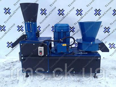 ГКМ 150+ (Гранулятор и Сенорезка) 2 в 1