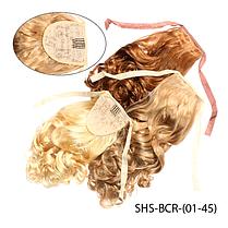Шиньоны на завязках. SHS-BCR-(01-45)_LeD