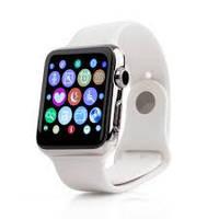 Умные часы UWatch Smart W10 White часофоны с камерой, WI-FI, GPS, BLUETOOTH