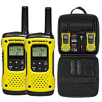 Портативна рація Motorola TLKR T92 H2O Yellow