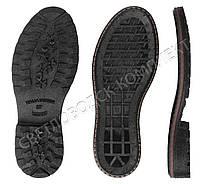 Подошва для обуви Астра-4 ТР, цв. черный
