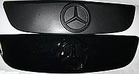 Зимняя накладка на решетку радиатора Mercedes-Benz Sprinter CDI 2006-2013 гг.