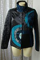 Жакет нарядный пиджак Desigual р.50 7331а