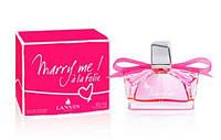 Marry Me à la Folie Lanvin (Мэрри Ми А Ля Фоли Ланвин) - прозрачный и чистый цветочный аромат!