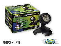 Набор подсветки AquaNova NPL3-LED для фонтанов, прудов, водопадов и других садовых ландшафтов