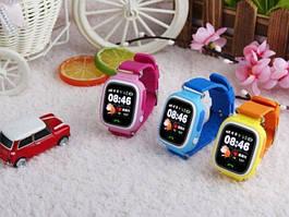Дитячі розумні годинник Q100 (Q90)   SMART BABY WATCH Q100