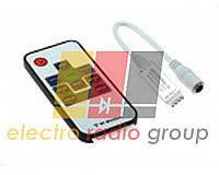 Контроллер для RGB ленты L4PRFс пультом(16 кнопок) RF