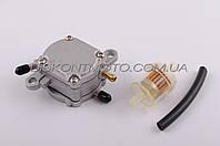 Бензонасос вакуумный Honda DIO ,TACT ,LEAD (фильтр ,шланг)  JS