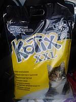 """Песок """"KOTIX""""  7,6 L. селикогель желтый"""