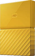 "HDD ext 2.5"" USB 4.0TB WD My Passport Yellow (WDBYFT0040BYL-WESN)"