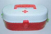 Детский медицинский набор в чемодане, тм Орион