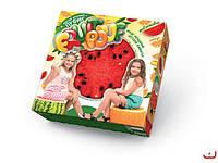 Мягкий надувной пуфик Fruit Pouf FP-01 Данко-тойс