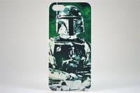 Чехол для iPhone 4 и 5 5G Боба Фетт Звездные Войны Star Wars, фото 1